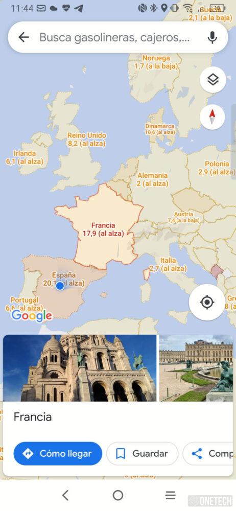 Google Maps, asi se activa y se ve la nueva capa Covid-19 3