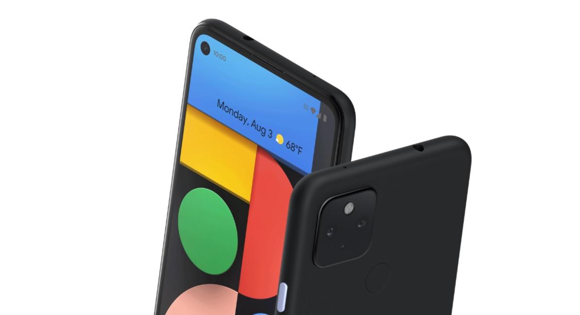 Google Pixel 4 A 5 G Test