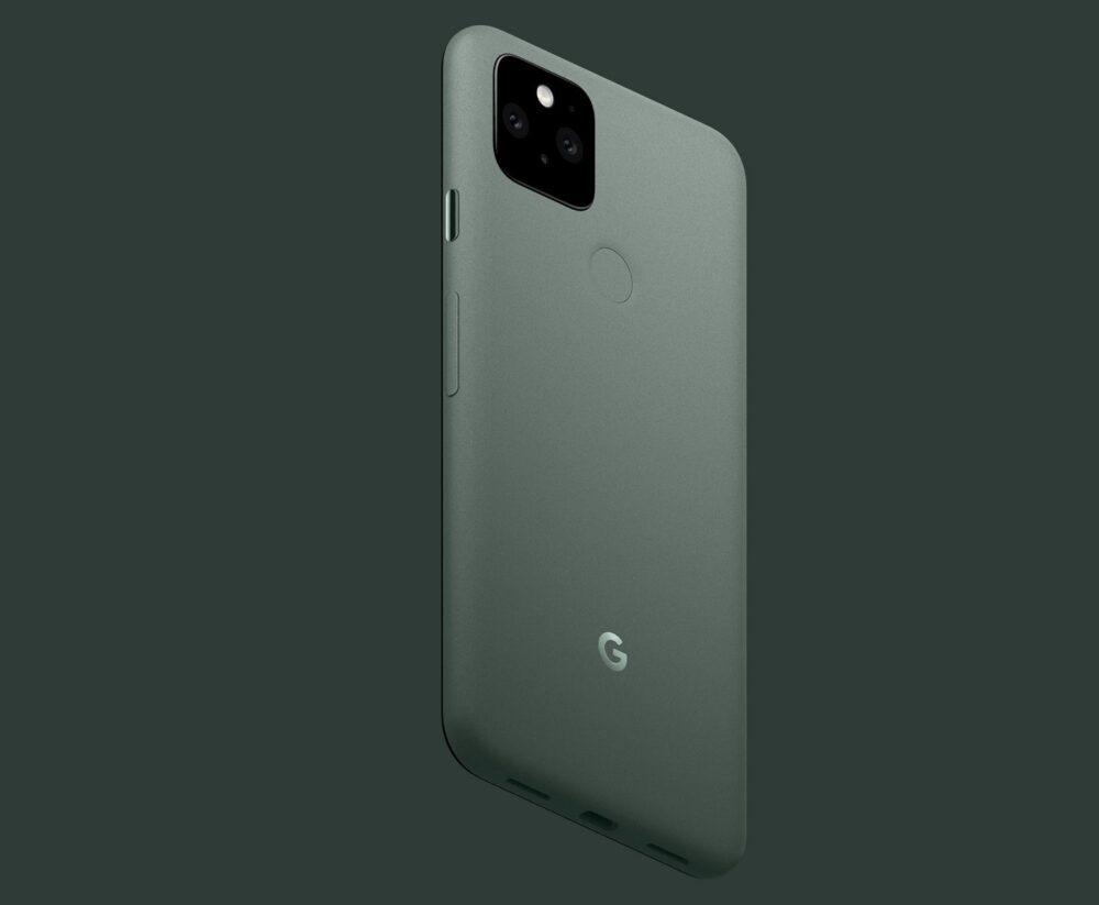El Google Pixel 5 es oficial y se aleja del modelo premium
