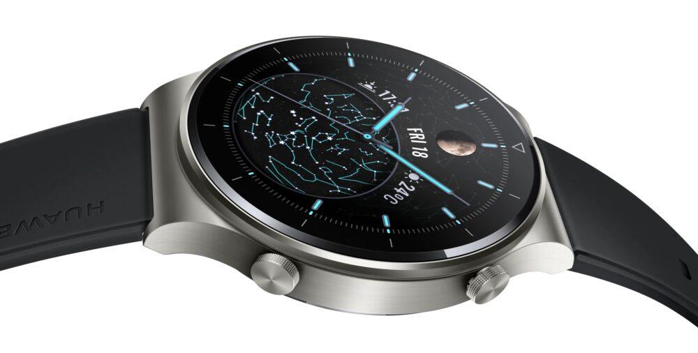 Huawei Watch GT 2 Pro, estructura de titanio y dos semanas de autonomía 1