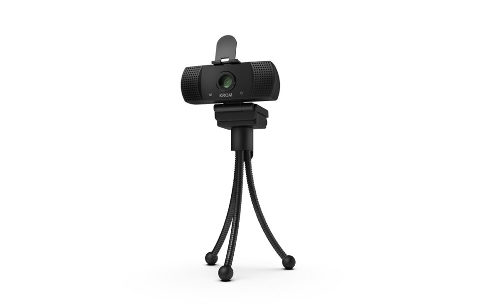 Krom Kam, la primera webcam de la marca viene a Full HD 2