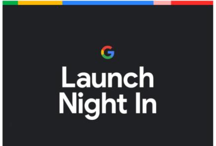launch night in