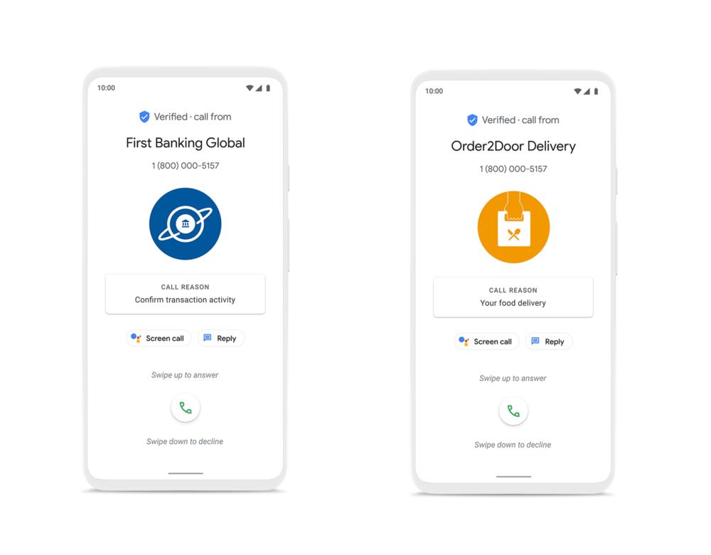 Las llamadas verificadas de Google llegan a España y México