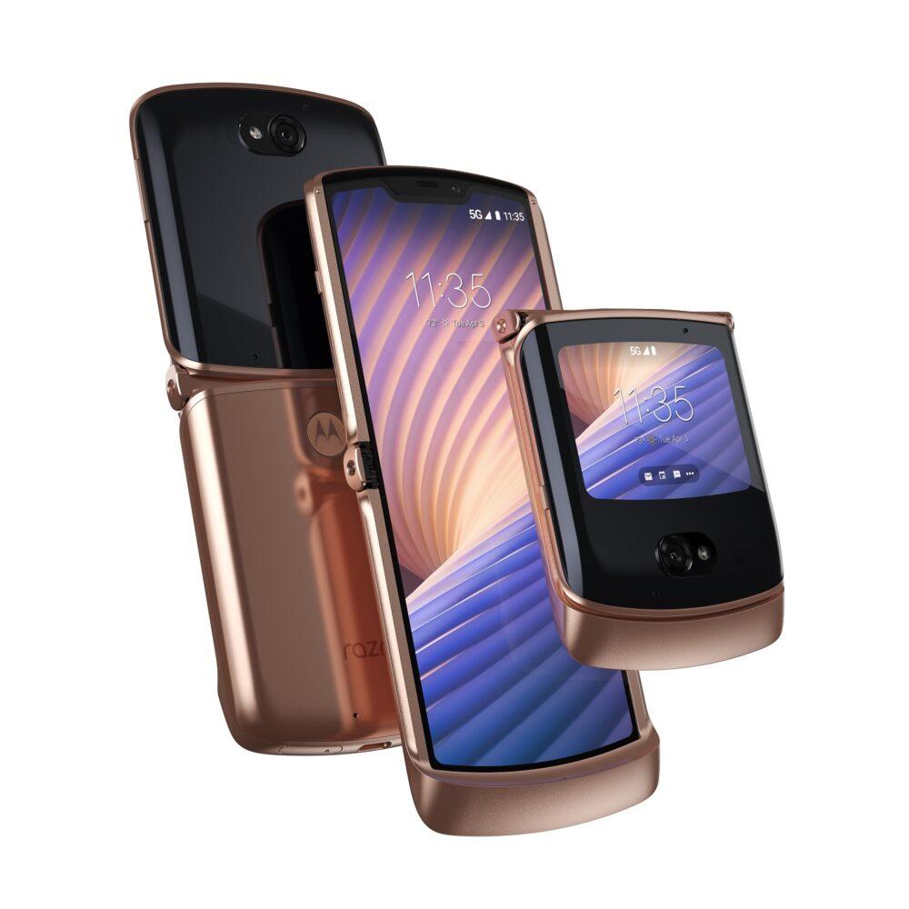 El Motorola Razr 5G es oficial con un precio de 1.499€ 1