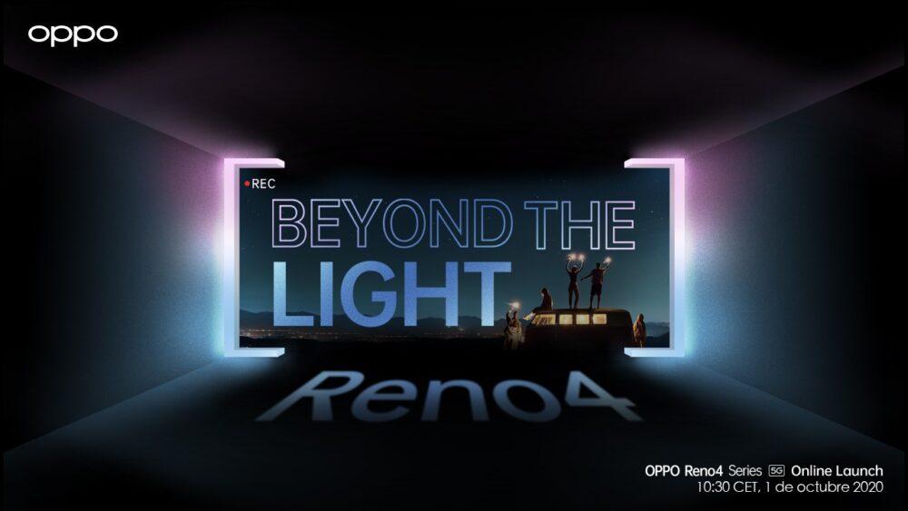 OPPO anuncia un evento para presentar sus nueva serie Reno4