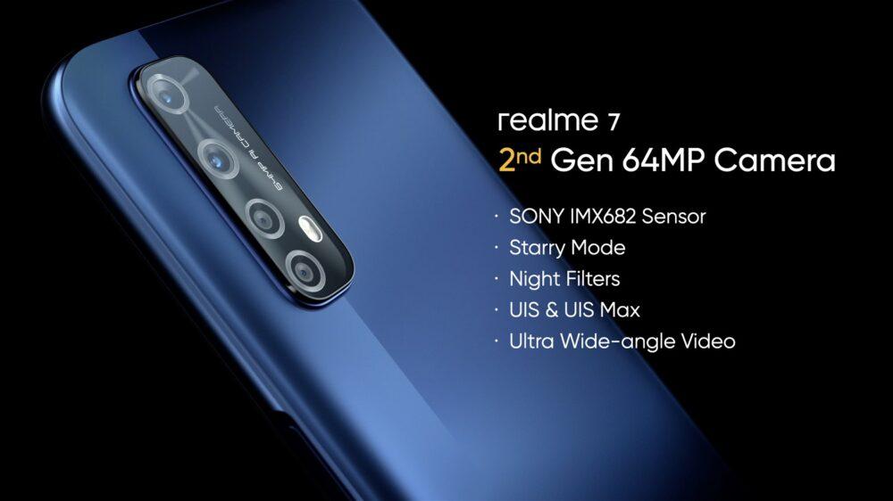 Realme 7: pantalla a 90 Hz, Helio G95 y batería a 30W 1