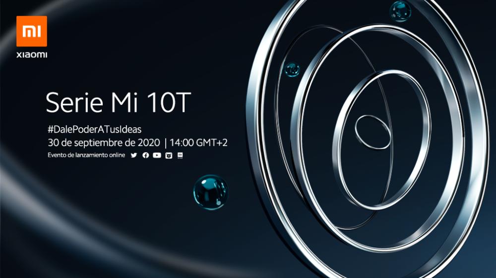 Xiaomi Serie Mi 10T, sigue en directo su presentación 1