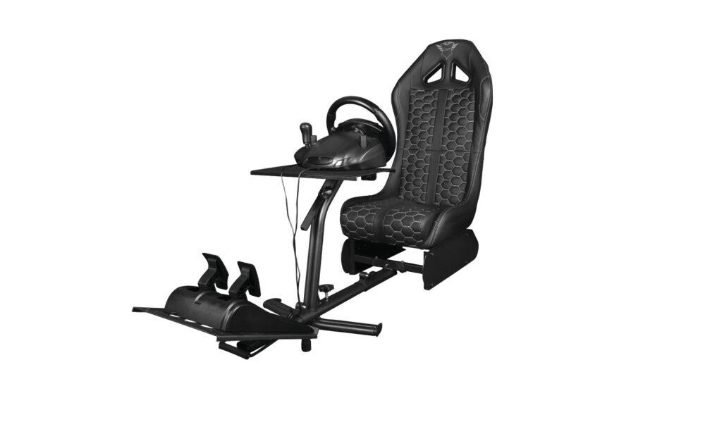 Trust amplia la gama GXT con nuevas sillas gamer y asientos para carreras 1