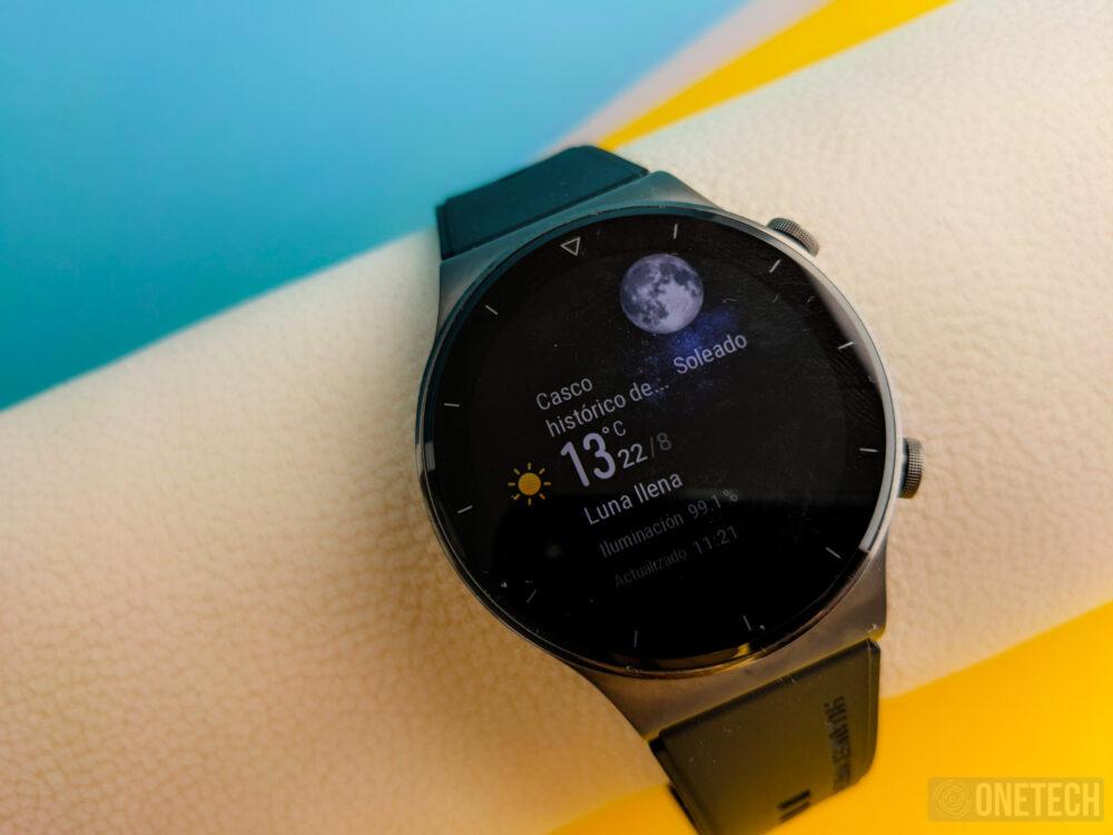 Huawei Watch GT 2 Pro, la mejor autonomía ahora viene más protegido - Análisis 20
