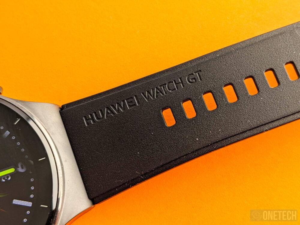 Huawei Watch GT 2 Pro, la mejor autonomía ahora viene más protegido - Análisis 17