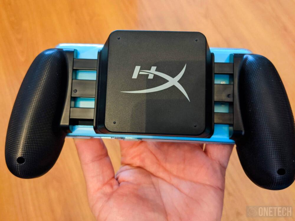 HyperX Chargeplay Clutch for Mobile y olvídate de la batería a la hora de jugar - Análisis 3
