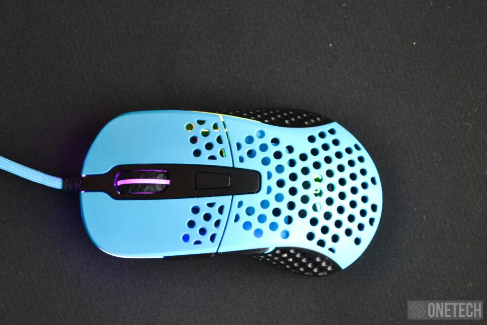 Ratón Xtrfy M4 RGB