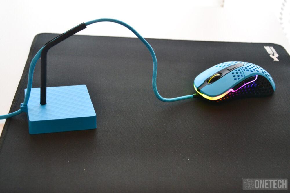 Probamos el ratón Xtrfy M4 RGB y el Bungee B4, una dupla gamer con más de una sorpresa - Análisis 9