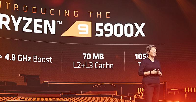 AMD presenta su serie Ryzen 5000, estrenando la arquitectura Zen 3 [Actualizado con precios en España] 1