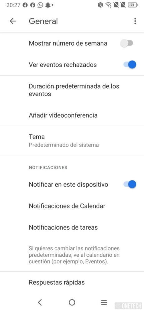 Calendario de Google ya permite añadir Tareas desde el móvil 5