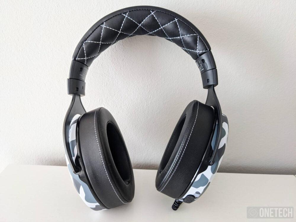 Corsair HS60 Haptic, unos auriculares para jugar y