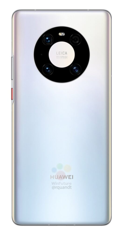 Este es el Huawei Mate 40 Pro y su peculiar sistema de cámaras 2