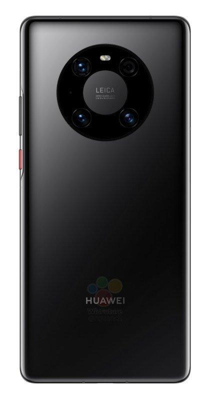 Este es el Huawei Mate 40 Pro y su peculiar sistema de cámaras 3