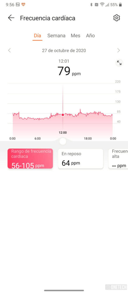 Huawei Watch GT 2 Pro, la mejor autonomía ahora viene más protegido - Análisis 10