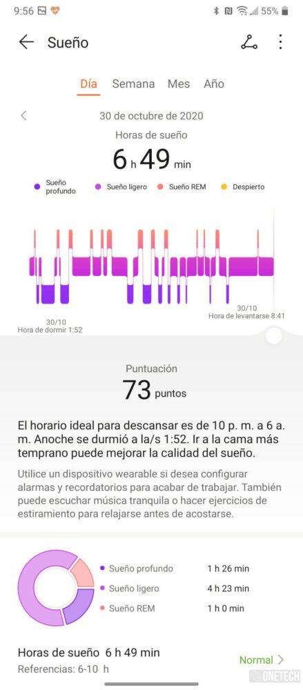 Huawei Watch GT 2 Pro, la mejor autonomía ahora viene más protegido - Análisis 11