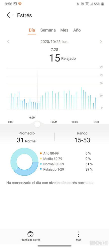 Huawei Watch GT 2 Pro, la mejor autonomía ahora viene más protegido - Análisis 12