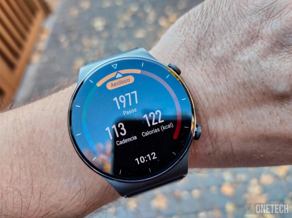 Huawei Watch GT 2 Pro, la mejor autonomía ahora viene más protegido - Análisis 1