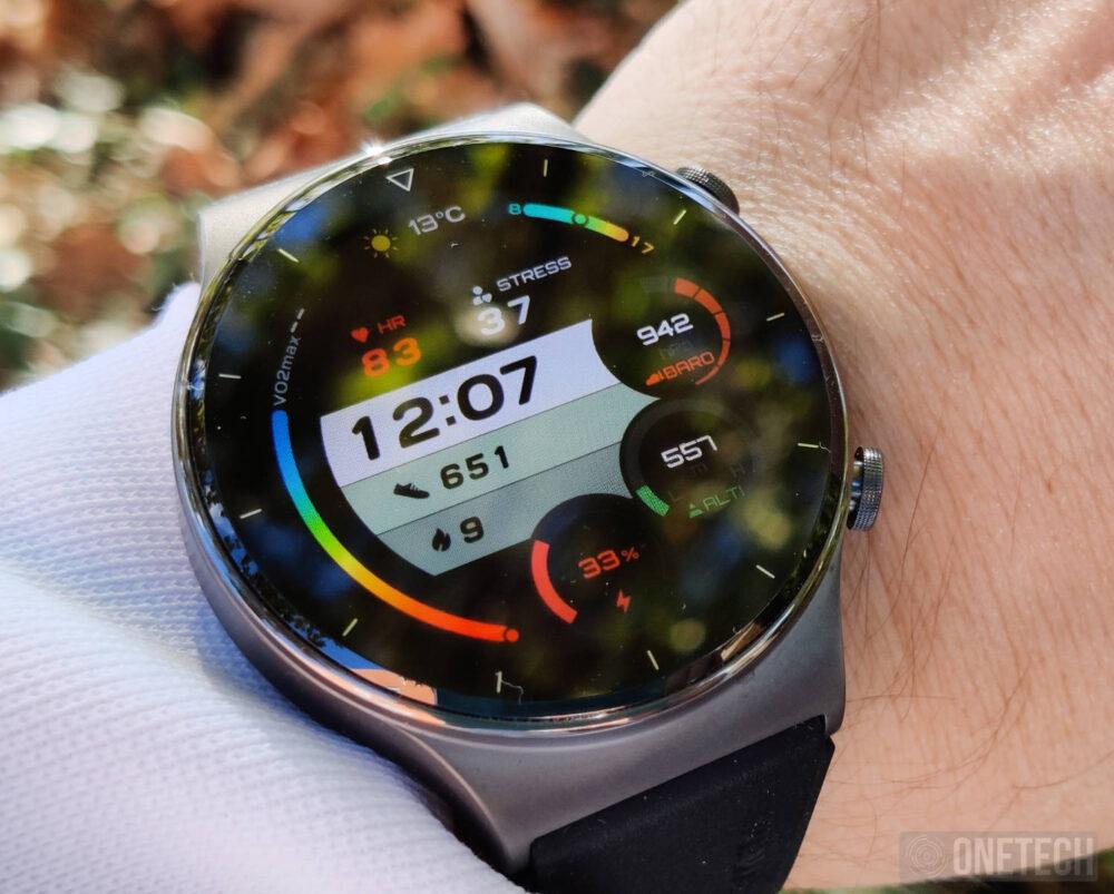 Huawei Watch GT 2 Pro, la mejor autonomía ahora viene más protegido - Análisis 25