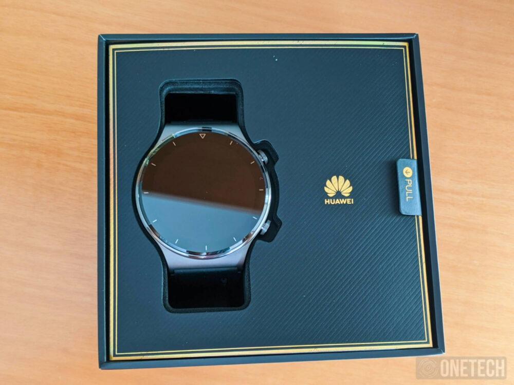 Huawei Watch GT 2 Pro, la mejor autonomía ahora viene más protegido - Análisis 22