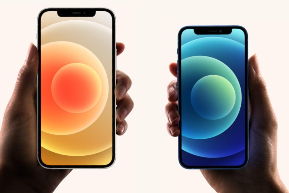 Los iPhone 12 y iPhone 12 Mini estrenan conexión 5G y pantalla OLED 1