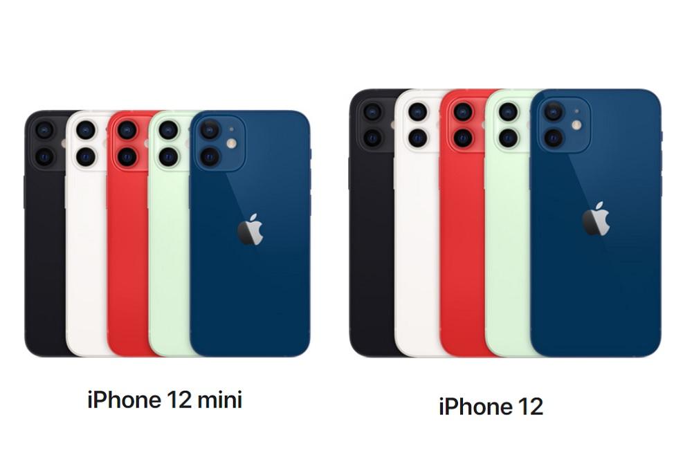 Los iPhone 12 y iPhone 12 Mini estrenan conexión 5G y pantalla OLED 2