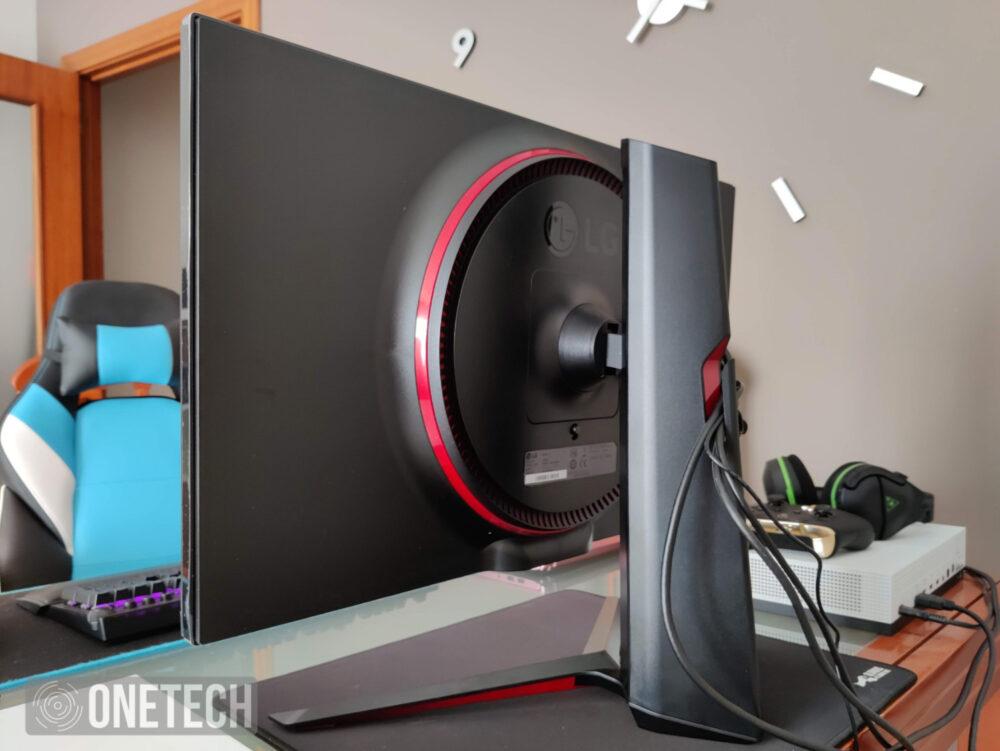 Probamos el LG 27GN850, un monitor gamer Nano IPS QHD con 144Hz y un tiempo de respuesta de 1ms 10