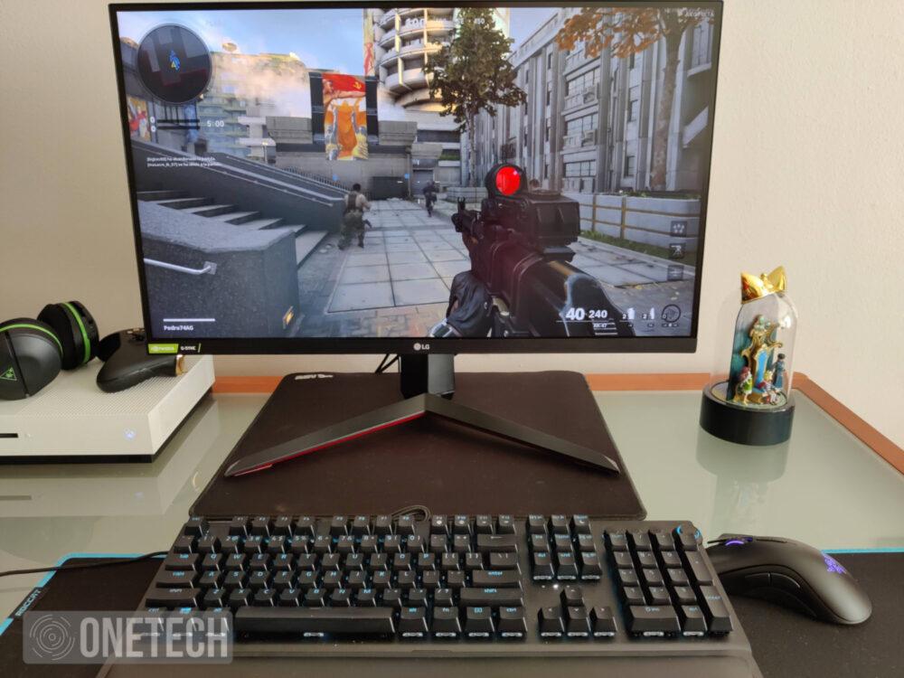 Probamos el LG 27GN850, un monitor gamer Nano IPS QHD con 144Hz y un tiempo de respuesta de 1ms 22