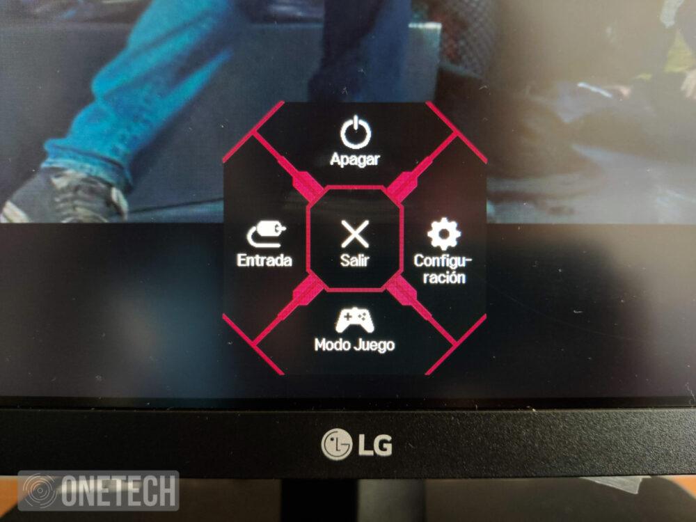 Probamos el LG 27GN850, un monitor gamer Nano IPS QHD con 144Hz y un tiempo de respuesta de 1ms 15