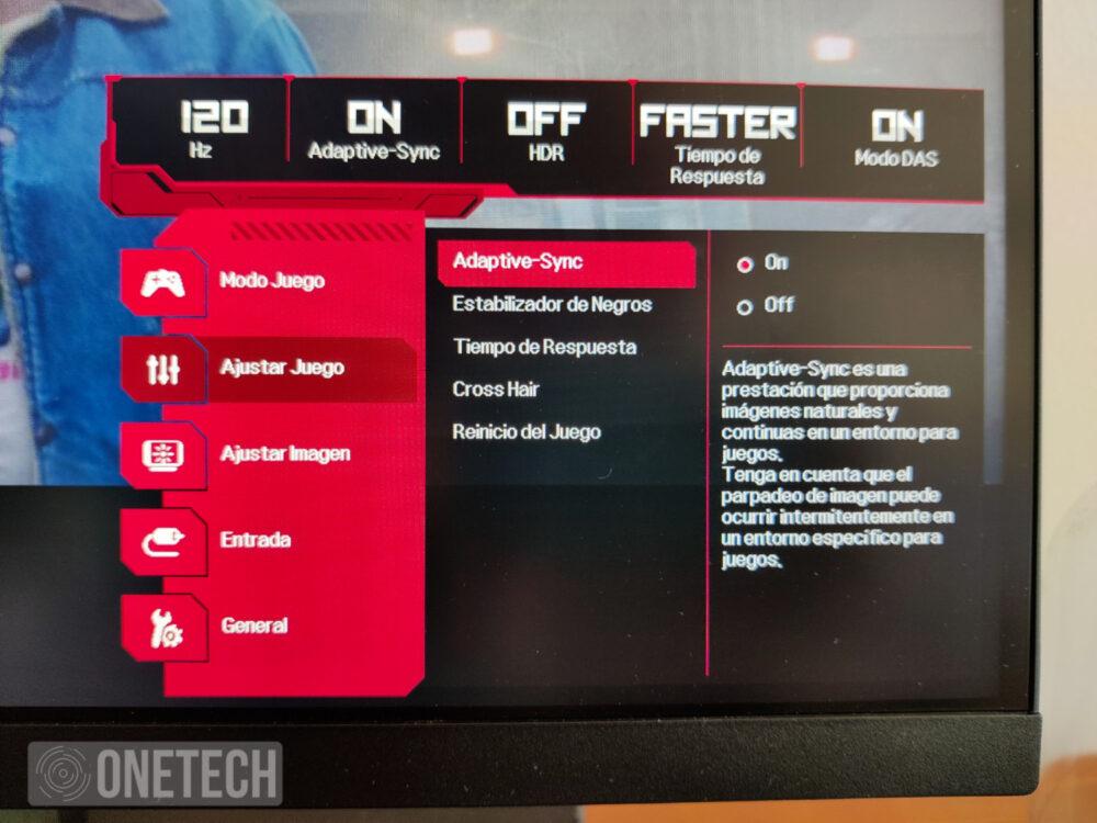 Probamos el LG 27GN850, un monitor gamer Nano IPS QHD con 144Hz y un tiempo de respuesta de 1ms 12