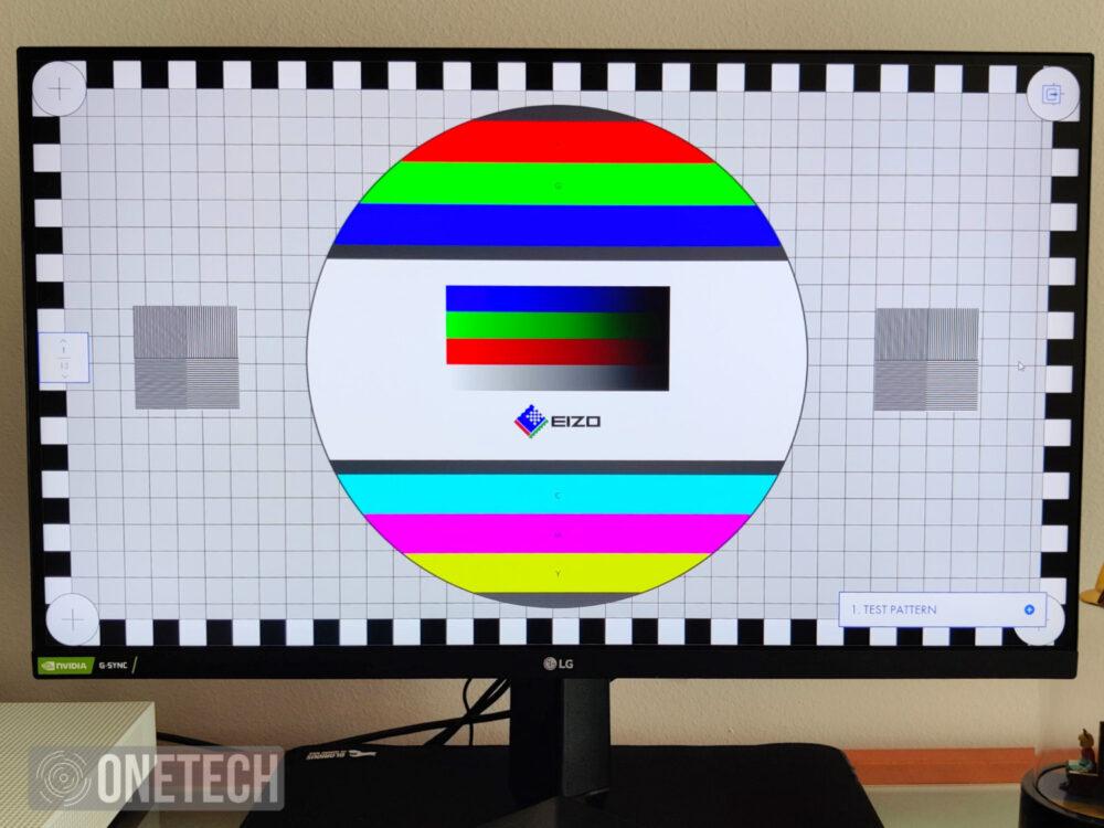 Probamos el LG 27GN850, un monitor gamer Nano IPS QHD con 144Hz y un tiempo de respuesta de 1ms 19
