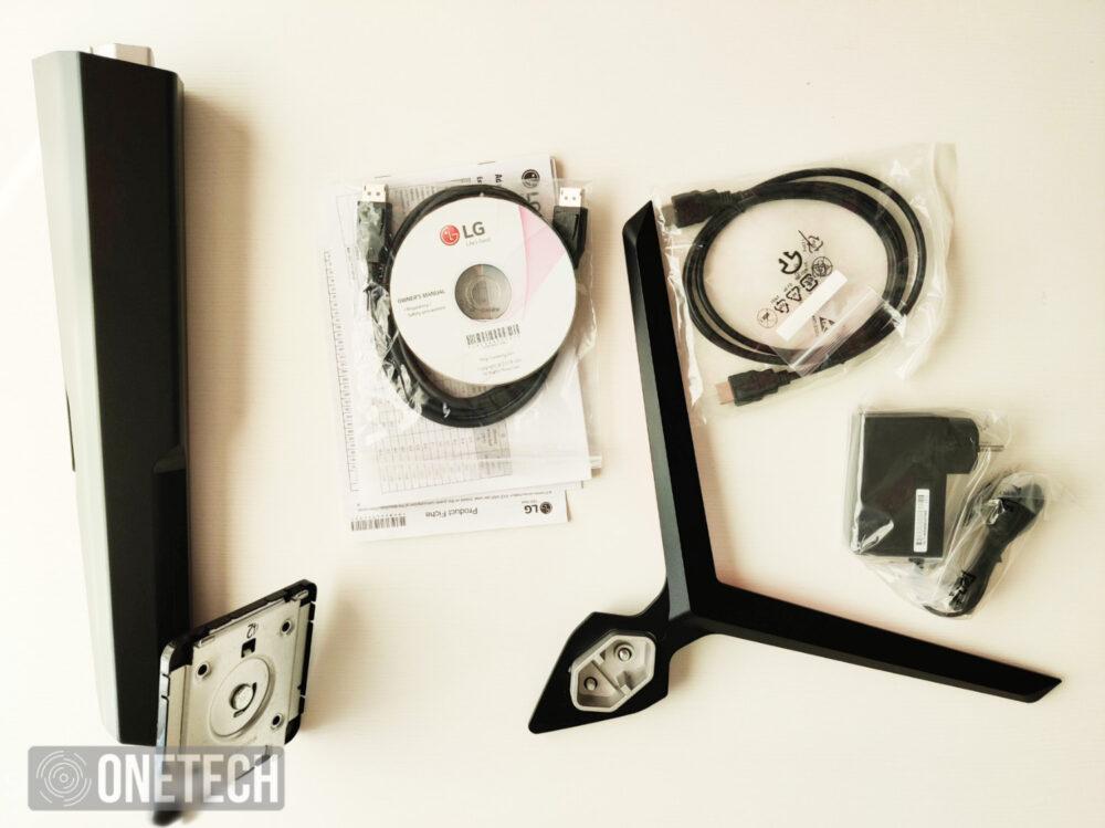 Probamos el LG 27GN850, un monitor gamer Nano IPS QHD con 144Hz y un tiempo de respuesta de 1ms 1