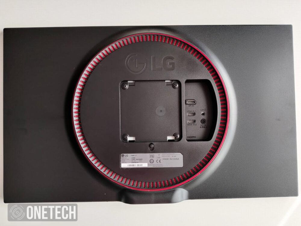 Probamos el LG 27GN850, un monitor gamer Nano IPS QHD con 144Hz y un tiempo de respuesta de 1ms 5