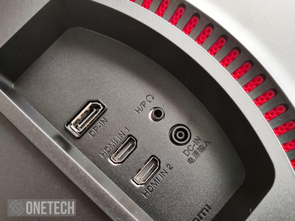Probamos el LG 27GN850, un monitor gamer Nano IPS QHD con 144Hz y un tiempo de respuesta de 1ms 6