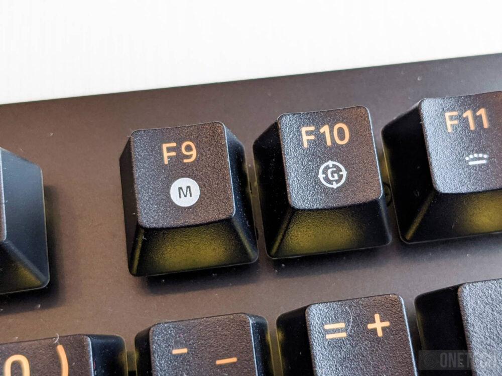 Razer Blackwidow V3 Pro, un teclado inalámbrico de alto rendimiento - Análisis 1