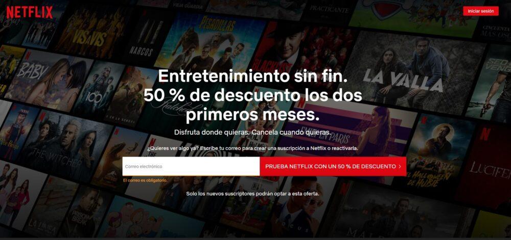 Netflix amplia sus ofertas para nuevas suscripciones 1
