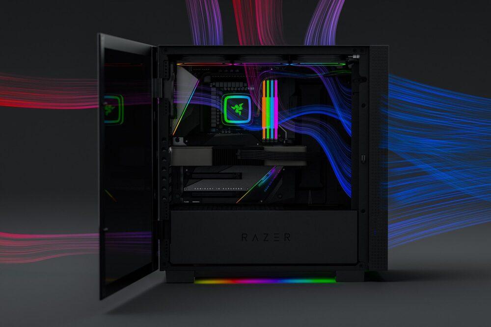 Razer presenta sus nuevas cajas Tomahawk M1 Mini-ITX y Tomahawk A1 ATX 3