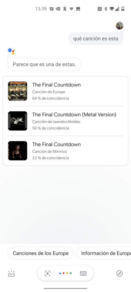 Google ahora reconoce una canción con solo tararearla 11