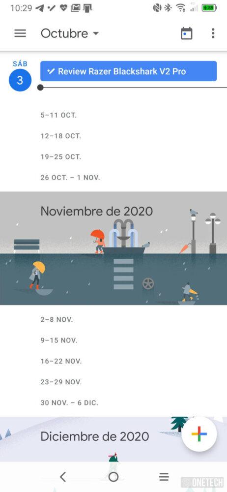 Calendario de Google ya permite añadir Tareas desde el móvil 1