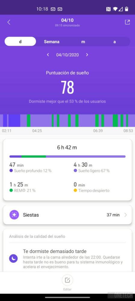 Xiaomi Mi Band 5, probamos la renovación de un