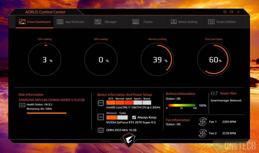 Aorus 17G XB, la experiencia de un portátil gamer con teclado mecánico - Análisis 18