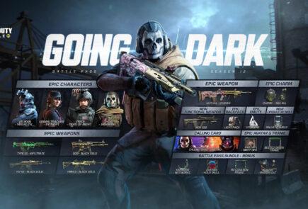 """Call of Duty: Mobile, ya tenemos aquí """"Going Dark"""", La temporada 12 y sus novedades 1"""