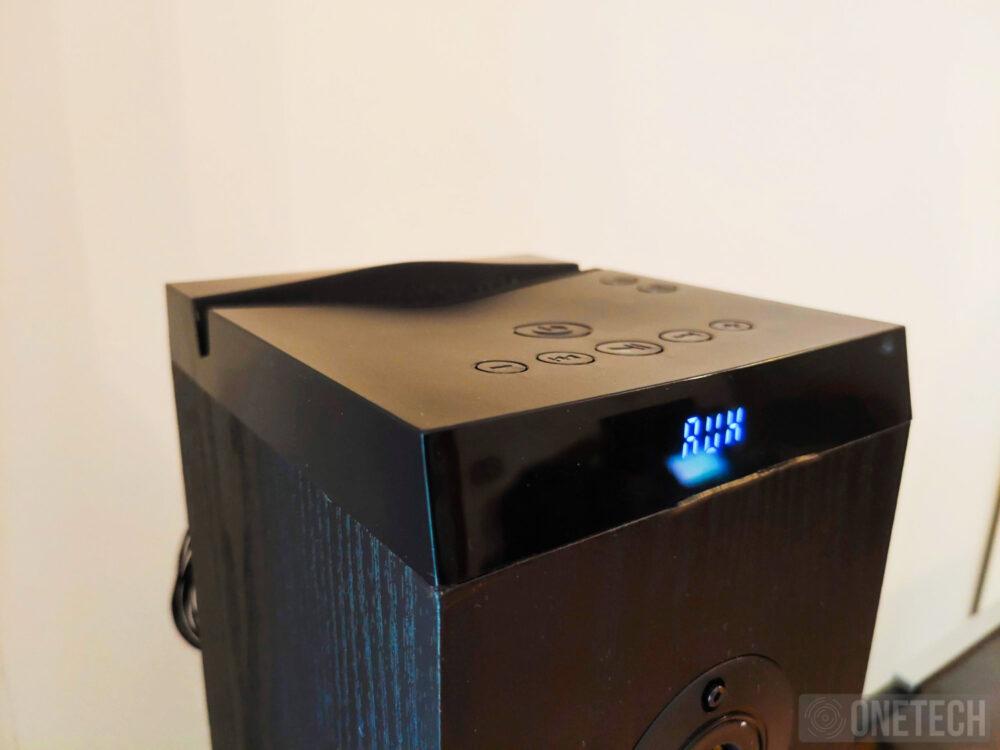 Energy Sistem Tower 5 G2 Ebony, una torre de sonido TWS - Análisis 2