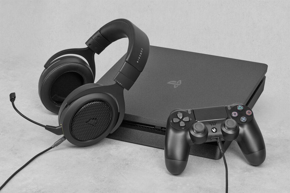 Corsair HS70, los nuevos auriculares Bluetooth multiplataformas 2