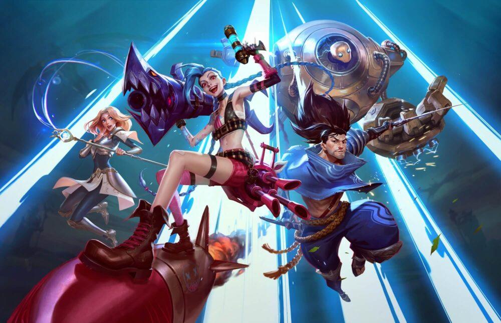 La beta abierta de League of Legends: Wild Rift llegará a Europa el 10 de diciembre 10