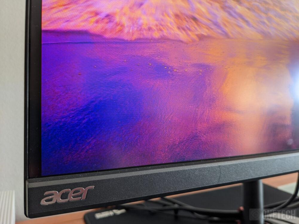 Nitro XV272U KV, primeras impresiones del nuevo monitor de Acer 18
